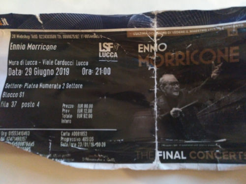 Ein Abend mit Ennio Morricone